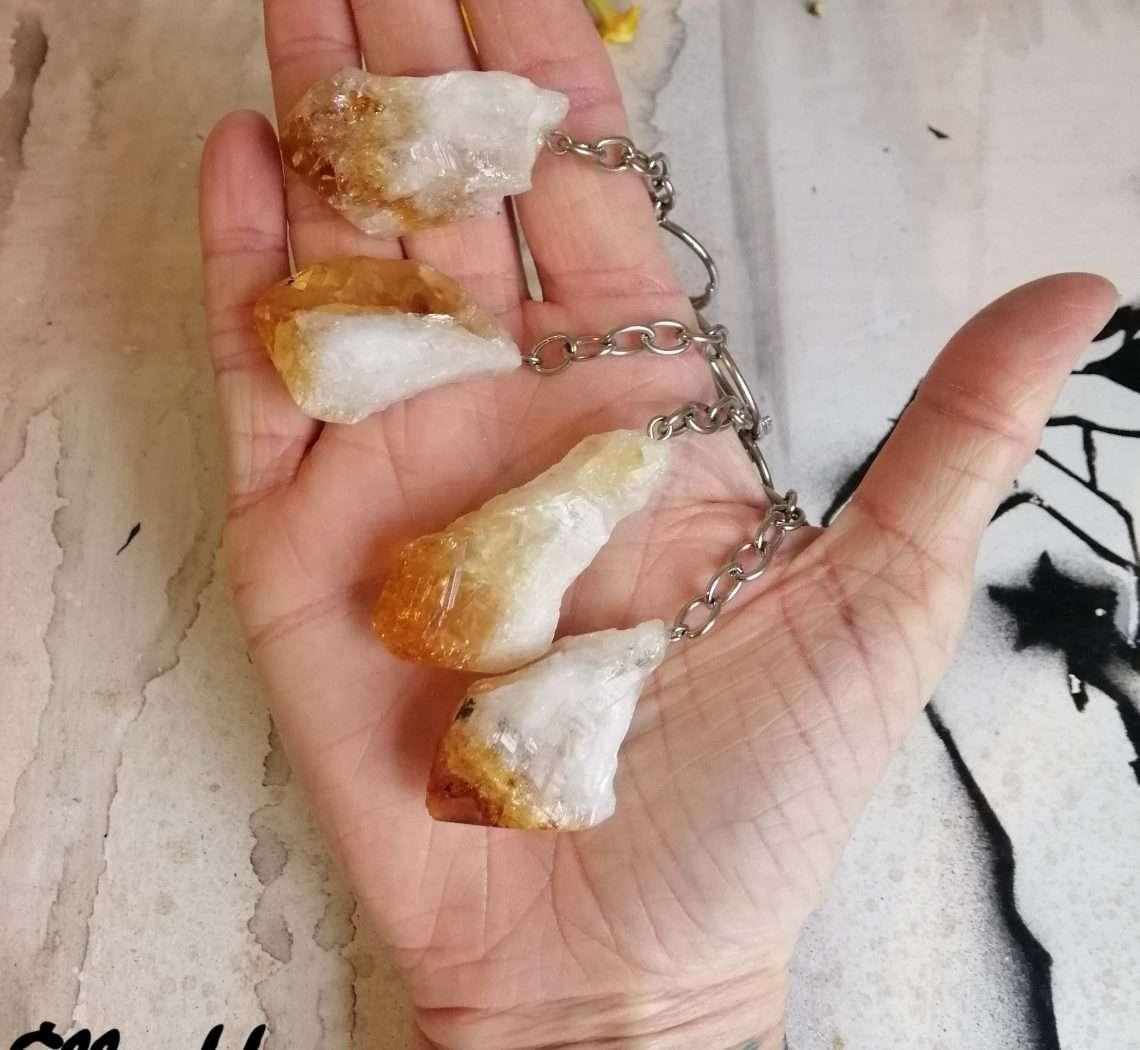 citrine key ring nz auckland